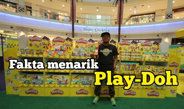 Play-Doh Fun Facts Fakta Menarik Play-Doh