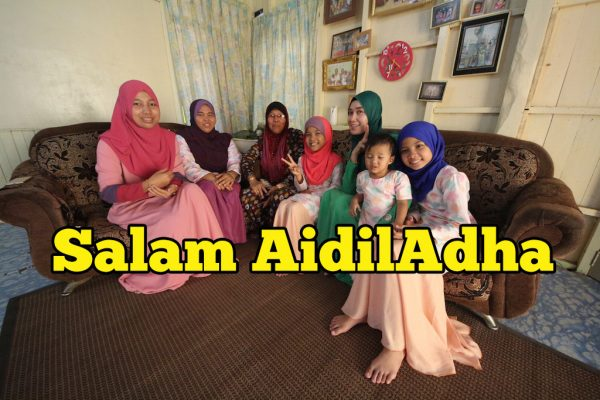 Selamat Hari Raya AidilAdha 1437 Hijriah Tahun 2016