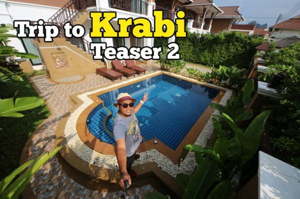 Trip To Krabi Cari Pakej Muslim Teaser Day 2