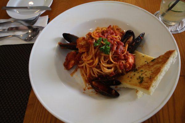 Food Review Belum Rainforest Resorts Cafe