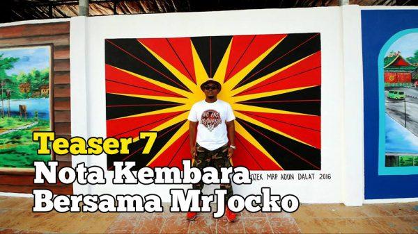 Nota Kembara Bersama MrJocko Teaser