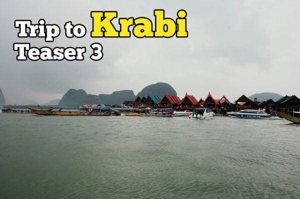 Trip To Krabi Cari Pakej Muslim Teaser Day 3