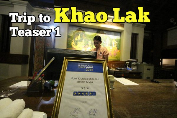 Trip To Khao Lak Cari Pakej Muslim Teaser