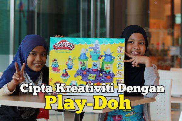Cipta Kreativiti Berterusan Dengan Mainan Play-Doh
