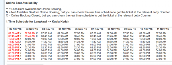 Terminal Feri Kuala Perlis Ke Langkawi Jadual Dan Harga Tambang