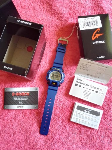 Unboxing Jam Casio G-Shock DW-9052-2VDR
