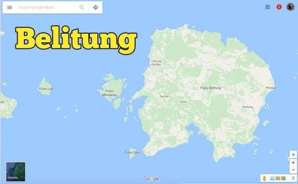 Apa Yang Menarik Di Pulau Belitung Indonesia
