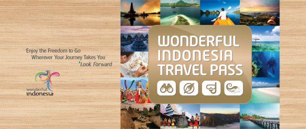 Wonderful Indonesia Travel Pass Oleh Garuda Indonesia Airlines