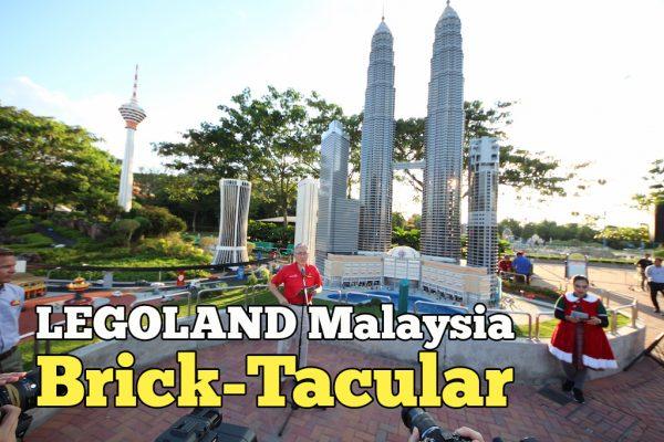 LEGOLAND Malaysia Resort's Brick-Tacular Holidays Celebrations