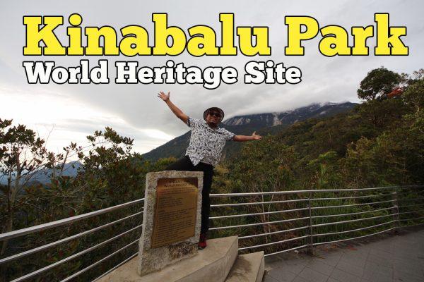 Jom Lawat Kinabalu Park World Heritage Site Di Kundasang