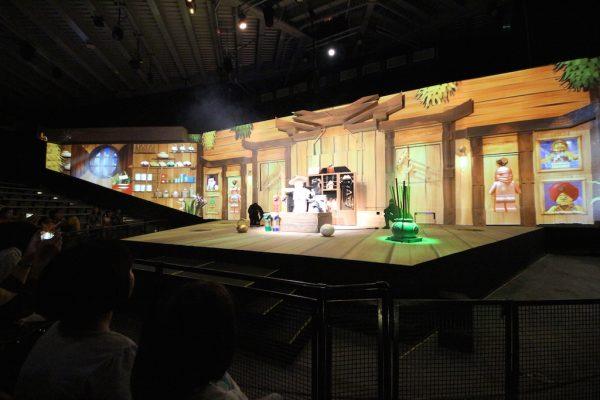 Persembahan NinjaGo LIVE Show Di LEGOLAND Malaysia