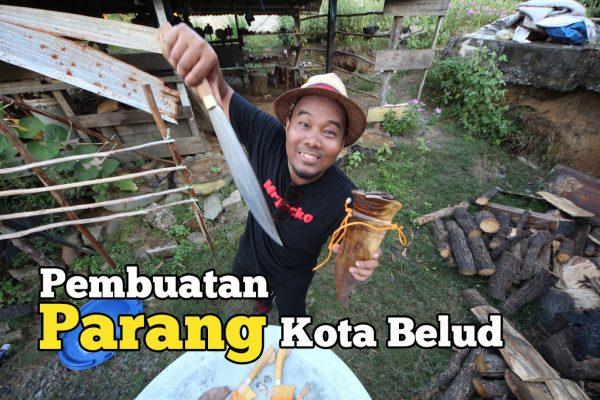 Tempat Pembuatan Parang Di Kota Belud Sabah