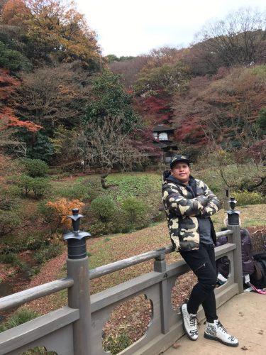 Shuk SYJ dan Isteri ke Jepun