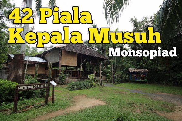 42 Piala Kepala Musuh Monsopiad Ada Di Penampang Sabah