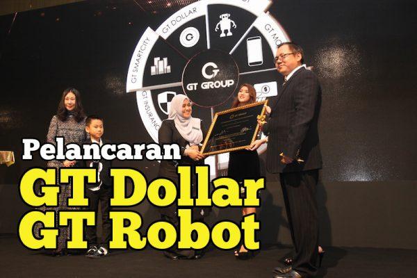 Pelancaran GT Dollar Di Malaysia Oleh GT Group Singapore