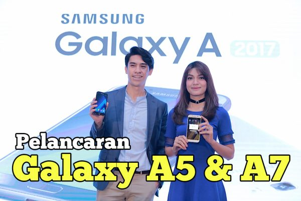 Samsung Perkenalkan Model Galaxy A5 Dan Galaxy A7 Edisi 2017