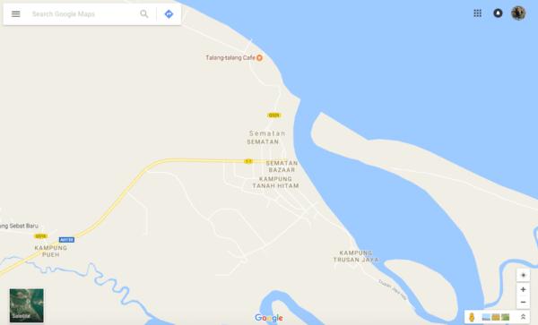 Jeti Sematan Di Lundu Antara Lokasi Unik Sarawak
