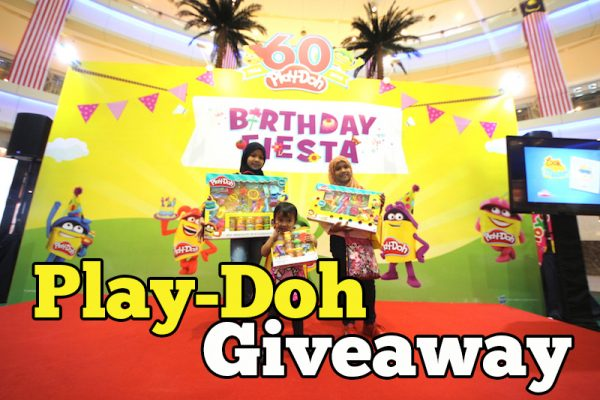 Play-Doh Ice Cream Castle Bernilai RM139.90 Untuk Product Giveaway