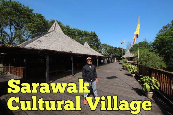 Macam-Macam Menarik Di Sarawak Cultural Village