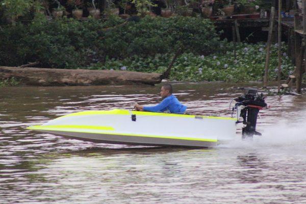Kembara Ke Pekan Dalat Sarawak Ada Sukan Bot Laju
