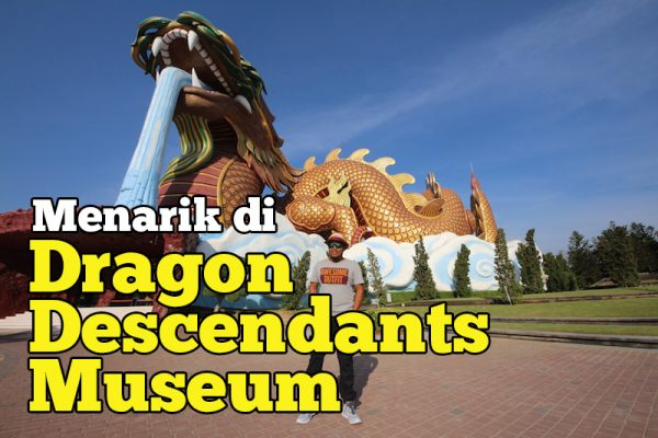 Dragon Descendants Museum Di Suphanburi Thailand
