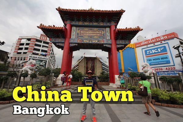 China Town Bangkok Ramai Tak Tahu Lokasi Ini