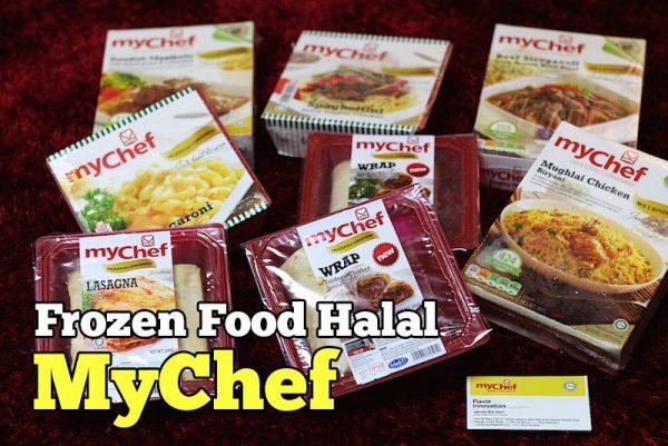 Produk Makanan Frozen Food Mychef Halal Muslim