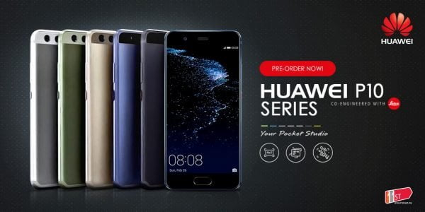 Boleh Pre-Order Huawei P10 Atau P10 Lite Di 11Street.my