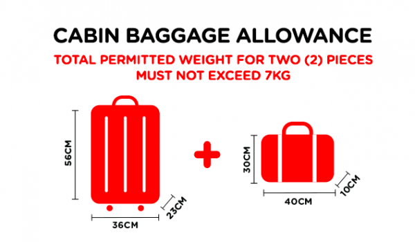 AirAsia New Cabin Baggage Allowance Policy Starts March 2017