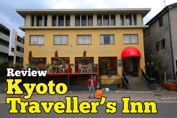 Review Kyoto Travellers Inn