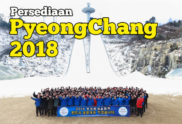 winter olympic pyeongchang 2018