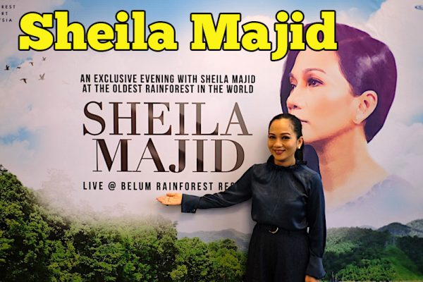 Sheila Majid Live At Belum Rainforest Resort Di Pulau Banding