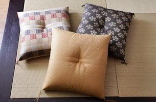 Kedai Bantal Zabuton Cushion Di Kyoto