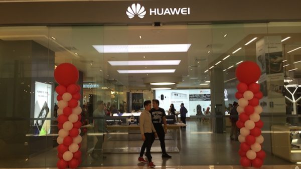 Huawei Flagship Store Di Pavilion
