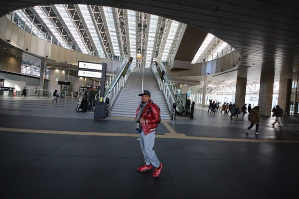 Osaka Station Tempat Transit Utama