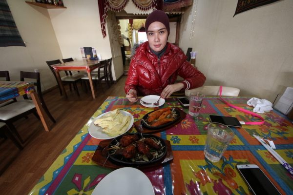 Restoran Halal Di Tempozan