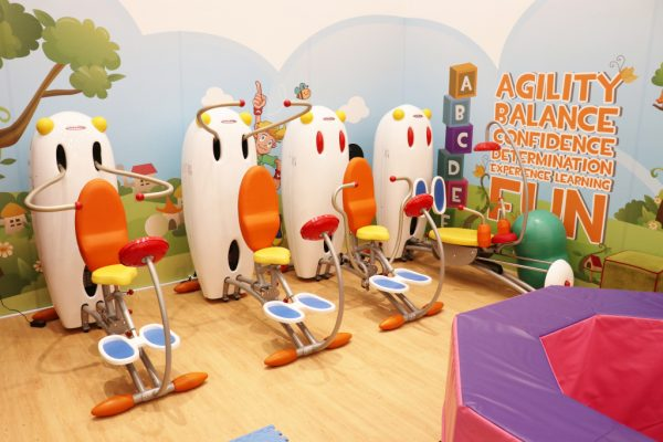 Zac Dan Zibbo Kids Gym
