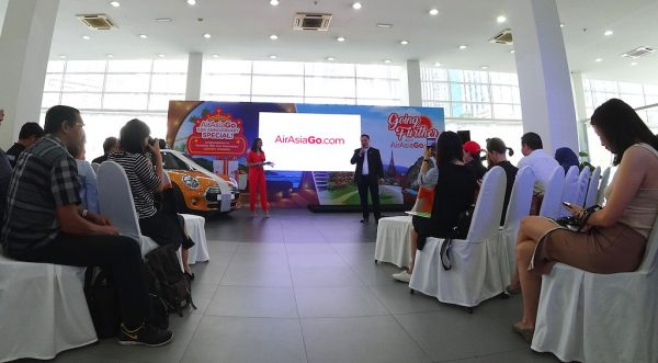AirAsiaGo 10th Anniversary Contest Winners