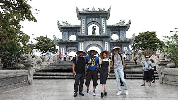 Chua Linh Ung Da Nang Vietnam Trip