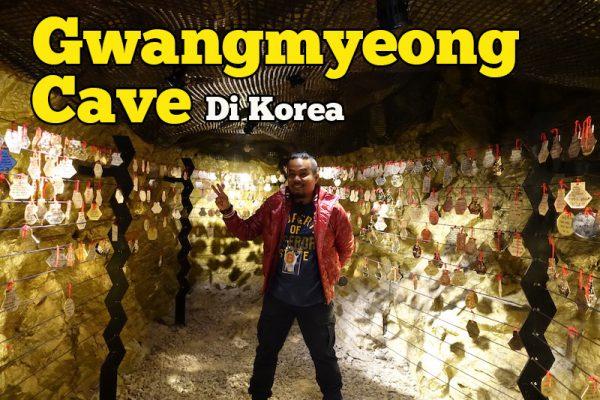 Gwangmyeong Cave Terbaik Di Korea Gua Lombong Cahaya