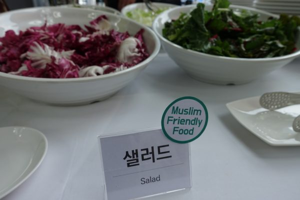 Muslim Friendly Food di Korea