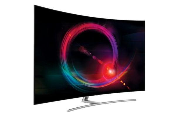 samsung new qled tv