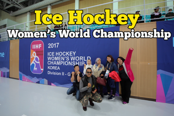 Menonton LIVE Ice Hockey Womens World Championship