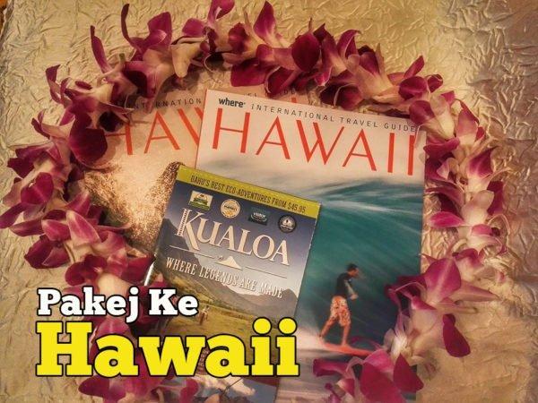 Pakej Percutian Ke Hawaii Honolulu Amerika Syarikat
