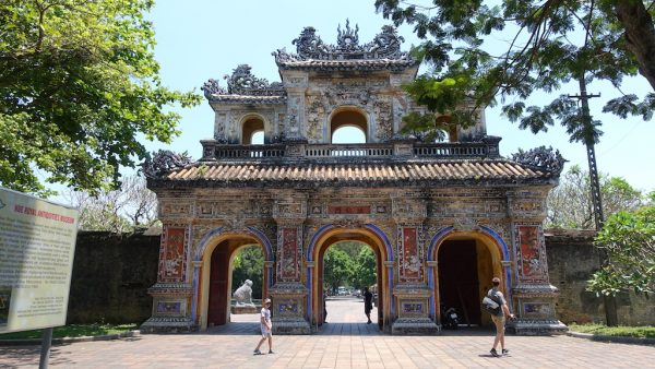 museum of royal antiquities hue