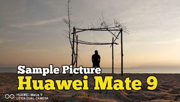 Sample Picture Huawei Mate 9 Yang Memang Cantik Dan Sharp