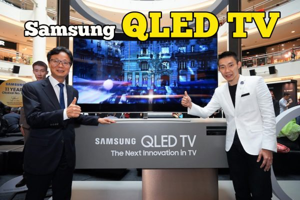Samsung New QLED TV All New Premium Innovasi Teknologi Moden