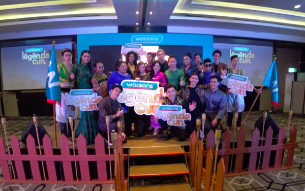 Lagenda Cun Watsons Malaysia