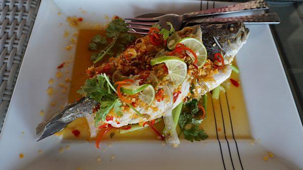 Anantara Lawana Koh Samui Resort Ada Chef Muslim Menu Halal