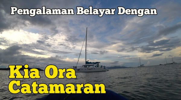 Pengalaman Pelayaran Mewah Kia Ora Catamaran Di Koh Samui